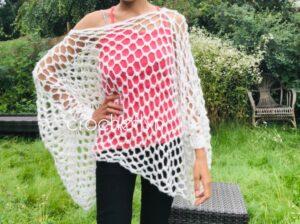 Crochet Loose/blouse Top